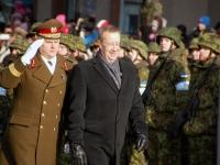 031 Pildigalerii ametist lahkuvast president Toomas Hendrik Ilvesest. Foto: Urmas Saard