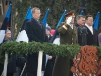 032 Pildigalerii ametist lahkuvast president Toomas Hendrik Ilvesest. Foto: Urmas Saard