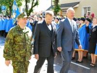 034 Pildigalerii ametist lahkuvast president Toomas Hendrik Ilvesest. Foto: Urmas Saard