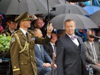036 Pildigalerii ametist lahkuvast president Toomas Hendrik Ilvesest. Foto: Urmas Saard