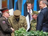 041 Pildigalerii ametist lahkuvast president Toomas Hendrik Ilvesest. Foto: Urmas Saard