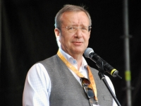 053 Pildigalerii ametist lahkuvast president Toomas Hendrik Ilvesest. Foto: Urmas Saard
