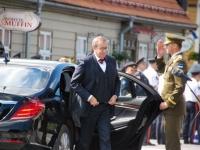 064 Pildigalerii ametist lahkuvast president Toomas Hendrik Ilvesest. Foto: Urmas Saard