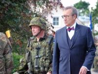 065 Pildigalerii ametist lahkuvast president Toomas Hendrik Ilvesest. Foto: Urmas Saard