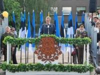 067 Pildigalerii ametist lahkuvast president Toomas Hendrik Ilvesest. Foto: Urmas Saard