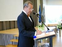 072 Pildigalerii ametist lahkuvast president Toomas Hendrik Ilvesest. Foto: Urmas Saard