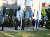 001 Lipu päeva tähistamine Haapsalus. Foto: Karin Luiga