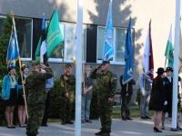 003 Lipu päeva tähistamine Haapsalus. Foto: Karin Luiga