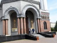 020 Püha Vere kirik Jekaterinburgis. Foto: Urmas Saard