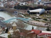 001 Rahu sild Tbilisis. Foto: Urmas Saard
