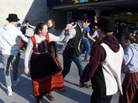 002 Rahvusvaheline tantsupäev Tallinnas. Foto: Urmas Saard