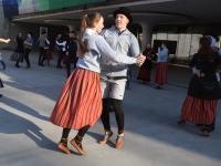 003 Rahvusvaheline tantsupäev Tallinnas. Foto: Urmas Saard