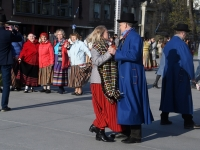 007 Rahvusvaheline tantsupäev Tallinnas. Foto: Urmas Saard