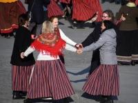 008 Rahvusvaheline tantsupäev Tallinnas. Foto: Urmas Saard