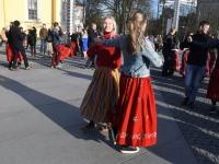 015 Rahvusvaheline tantsupäev Tallinnas. Foto: Urmas Saard