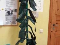 004 Renna jõulupuu installatsioon. Foto: erakogu