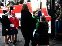 001 Riia Eesti kooli õpilased Sindi ANK-is. Foto: Urmas Saard