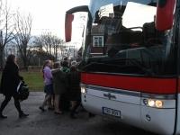 003 Riia Eesti kooli õpilased Sindi ANK-is. Foto: Urmas Saard
