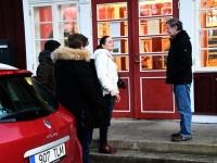 004 Riia Eesti kooli õpilased Sindi ANK-is. Foto: Urmas Saard
