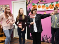 012 Riia Eesti kooli õpilased Sindi ANK-is. Foto: Urmas Saard