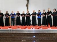 003 Šal-lal-laa 10. sünnipäeva kontserdil Tori kirikus. Foto: Urmas Saard