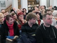 007 Šal-lal-laa 10. sünnipäeva kontserdil Tori kirikus. Foto: Urmas Saard