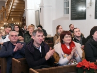 019 Šal-lal-laa 10. sünnipäeva kontserdil Tori kirikus. Foto: Urmas Saard