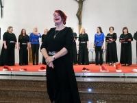 023 Šal-lal-laa 10. sünnipäeva kontserdil Tori kirikus. Foto: Urmas Saard