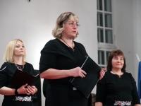 024 Šal-lal-laa 10. sünnipäeva kontserdil Tori kirikus. Foto: Urmas Saard