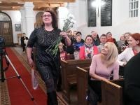 063 Šal-lal-laa 10. sünnipäeva kontserdil Tori kirikus. Foto: Urmas Saard