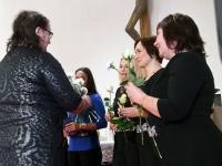 064 Šal-lal-laa 10. sünnipäeva kontserdil Tori kirikus. Foto: Urmas Saard
