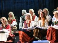 012 Segakoor Endla 140. juubelikontserdil. Foto: Urmas Saard