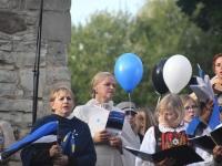 061 Seitsmes Vaba Rahva Laul Paides. Foto: Urmas Saard