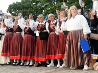 109 Seitsmes Vaba Rahva Laul Paides. Foto: Urmas Saard