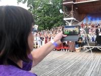125 Seitsmes Vaba Rahva Laul Paides. Foto: Urmas Saard