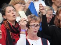 127 Seitsmes Vaba Rahva Laul Paides. Foto: Urmas Saard