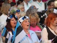 129 Seitsmes Vaba Rahva Laul Paides. Foto: Urmas Saard