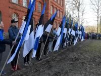 007 Seljamaa, 100 aastat Asutava Kogu valimistest. Foto: Urmas Saard