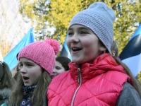 009 Seljamaa, 100 aastat Asutava Kogu valimistest. Foto: Urmas Saard