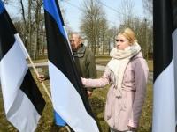 007 Seljamaa mälestusmärgi makett. Foto: Urmas Saard