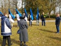 013 Seljamaa mälestusmärgi makett. Foto: Marko Šorin