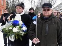 071 Seljamaa monumendi avamine. Foto: Urmas Saard
