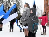 075 Seljamaa monumendi avamine. Foto: Urmas Saard