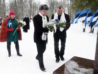 089 Seljamaa monumendi avamine. Foto: Urmas Saard