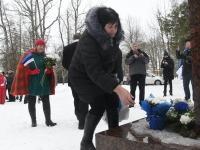 090 Seljamaa monumendi avamine. Foto: Urmas Saard