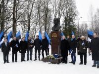 095 Seljamaa monumendi avamine. Foto: Urmas Saard