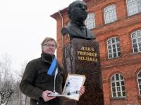 099 Seljamaa monumendi avamine. Foto: Urmas Saard