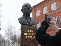102 Seljamaa monumendi avamine. Foto: Urmas Saard