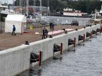 001 Serenissima peatub Pärnus. Foto: Urmas Saard