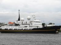 005 Serenissima peatub Pärnus. Foto: Urmas Saard